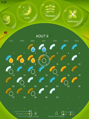 Screenshot #6 pour Jardiner Avec La Lune