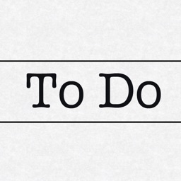 Minimalist To Do List