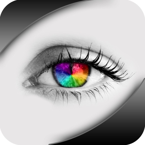 ColorEyes for iPad - Realistic Eye Color Changer