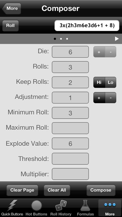 RPG Roller screenshot-3