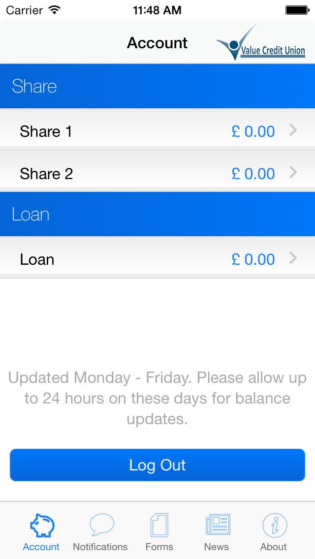Value Credit Union screenshot three