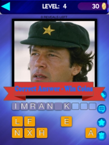 Guess Who Cricket Quiz - Legends & Idols Edition - Free Version-ipad-4