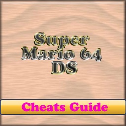 Cheats for Super Mario 64 DS - FREE