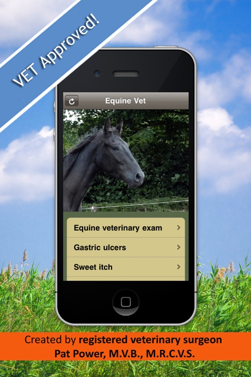 Equine Vet – Horse Medical App for all Equestrians