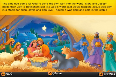 My Bible To Go – Interactive Children's Bible screenshot-3