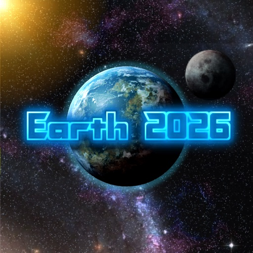 Earth 2026 icon