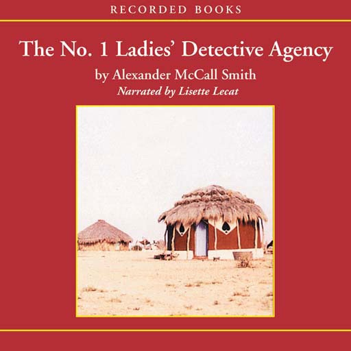 The No. 1 Ladies Detective Agency (Audiobook)
