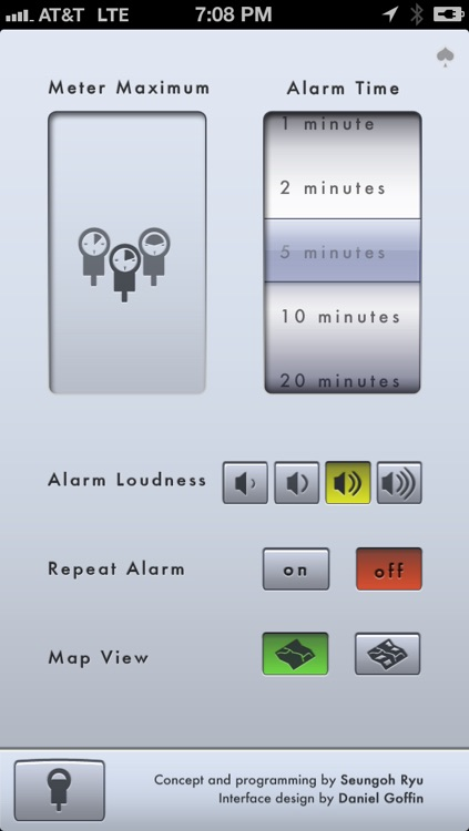 Honk - Find Car, Parking Meter Alarm and Nearby Places screenshot-4