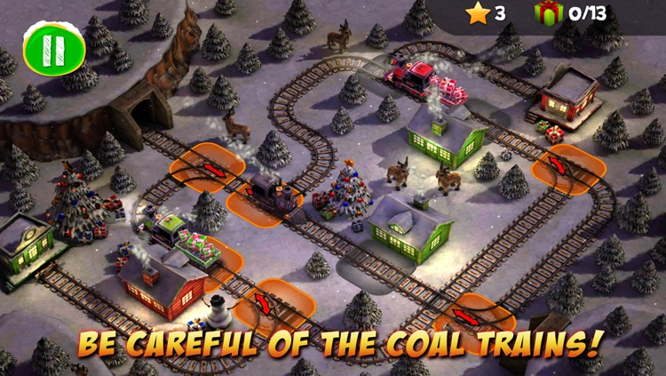 Train Crisis Christmas screenshot-4
