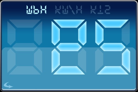 Speedometer screenshot-4