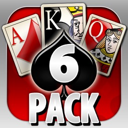 Solitaire Deluxe® 6-Pack HD