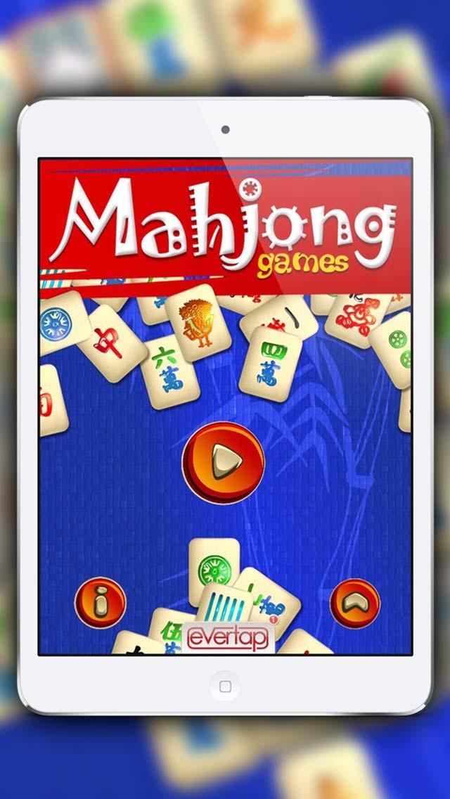 Mahjong-SpieleScreenshot von 1
