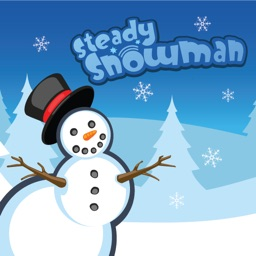Steady Snowman FREE - Cute Balance Game