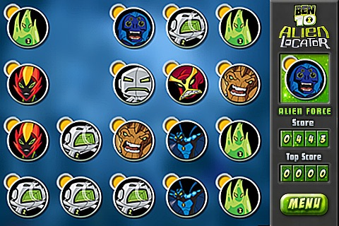 Ben10 Alien Locator Lite screenshot-3
