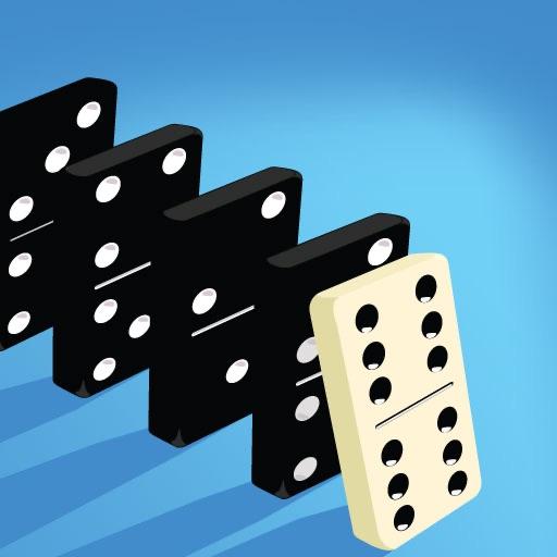 Domino Physics Runs iOS App