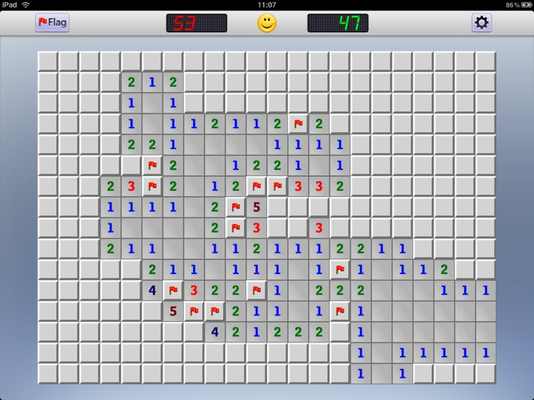 Super MineSweeper HD Free screenshot-0