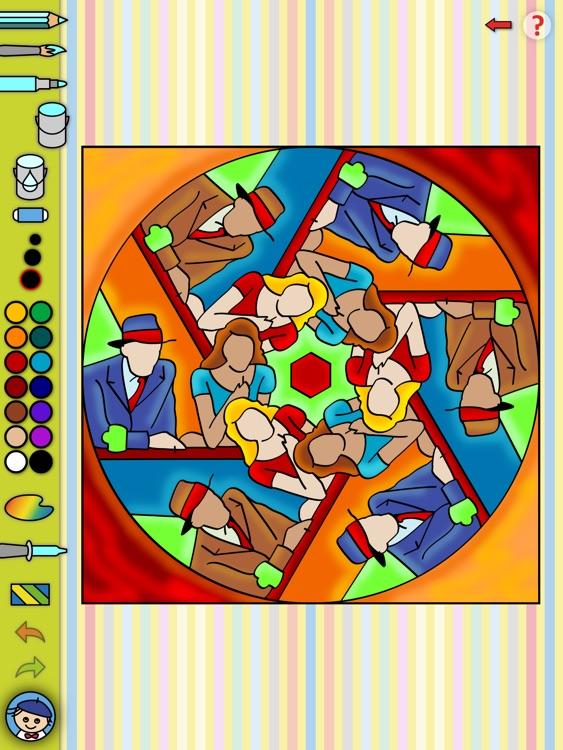 Pi Casso - My Own Art Painting Book screenshot-4
