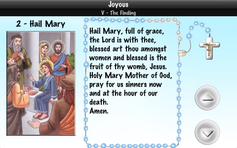 Rosary for Kids screenshot-3