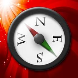 Sunrise Photography Compass
