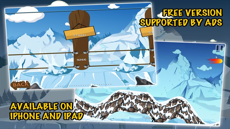Snowboard Xtreme - Nitro Snow Boarding: Real Downhill Racing screenshot-4