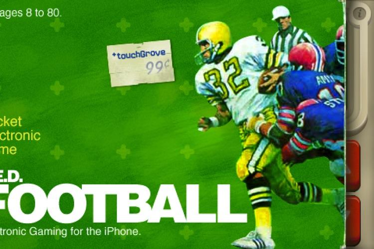 LED Football screenshot-3