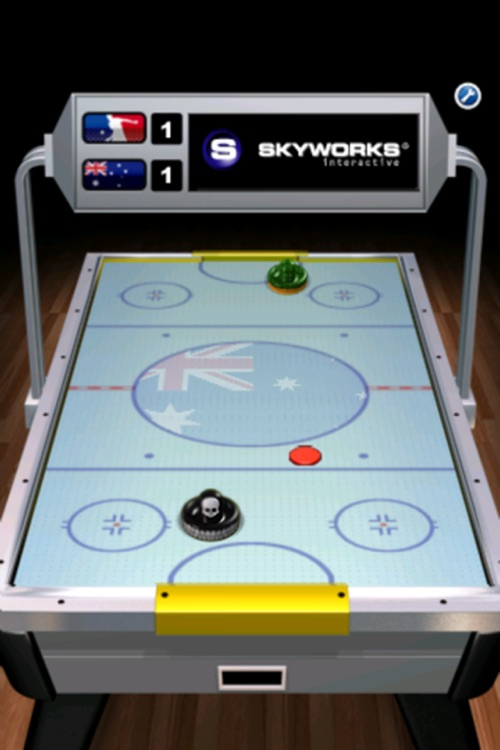 World Cup Air Hockey™