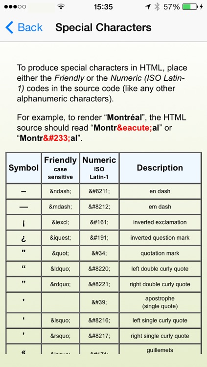 CSS Quick Reference screenshot-4