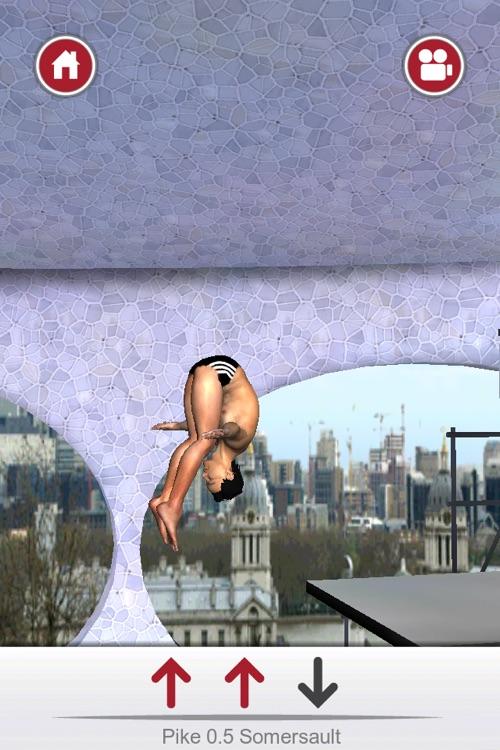 Tom Daley Dive 2012 screenshot-3
