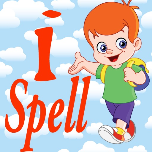 iSpell - Learn to spell common sight words iOS App