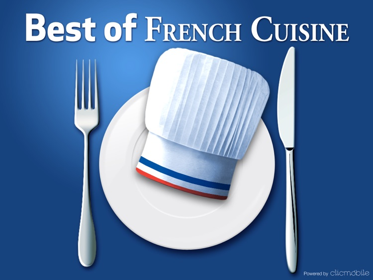 Best of French Cuisine for iPad screenshot-0