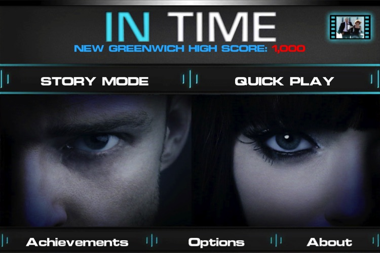 IN TIME - The Game