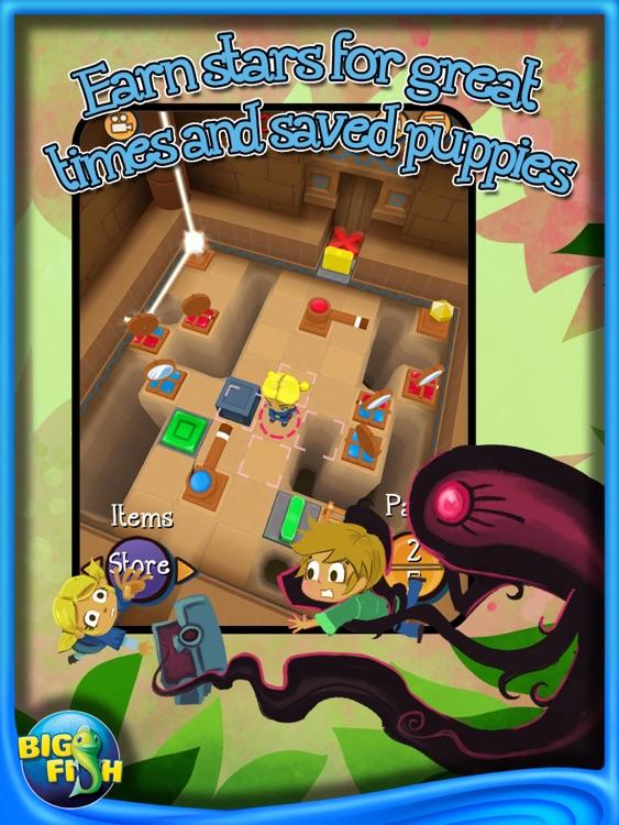 Kaia's Quest HD screenshot-4