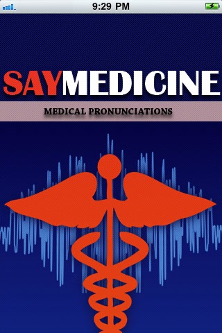 Saymedicine Medical Pronunciation review screenshots