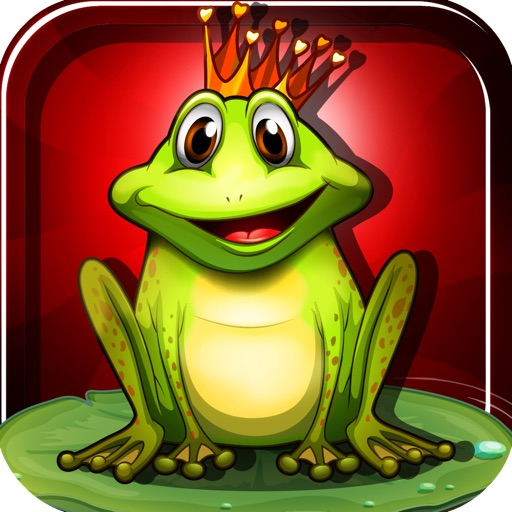 A Frog Prince Jumping Game Free