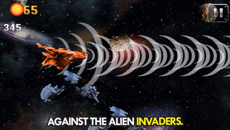 Space Shooter: Alien War Invaders Free screenshot-3