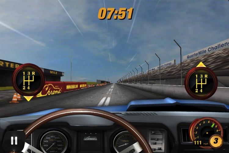 Quarter Mile Challenge Drag Race screenshot-4