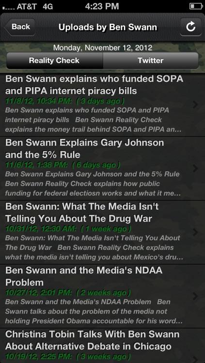 InfoWeapon screenshot-3