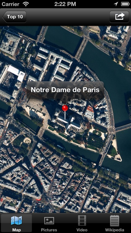 Paris : Top 10 Tourist Attractions - Travel Guide of Best Things to See screenshot-4