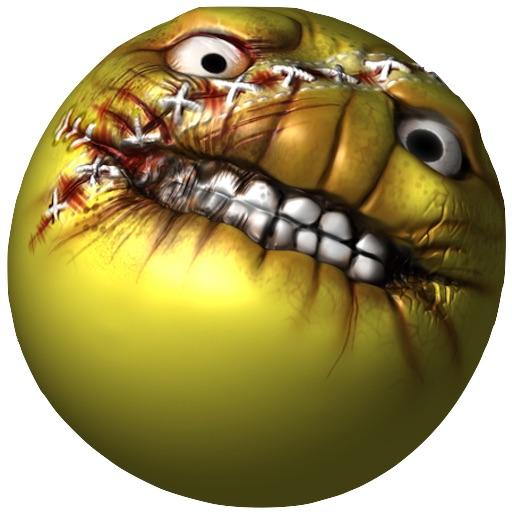 Monster heads tic tac toe HD