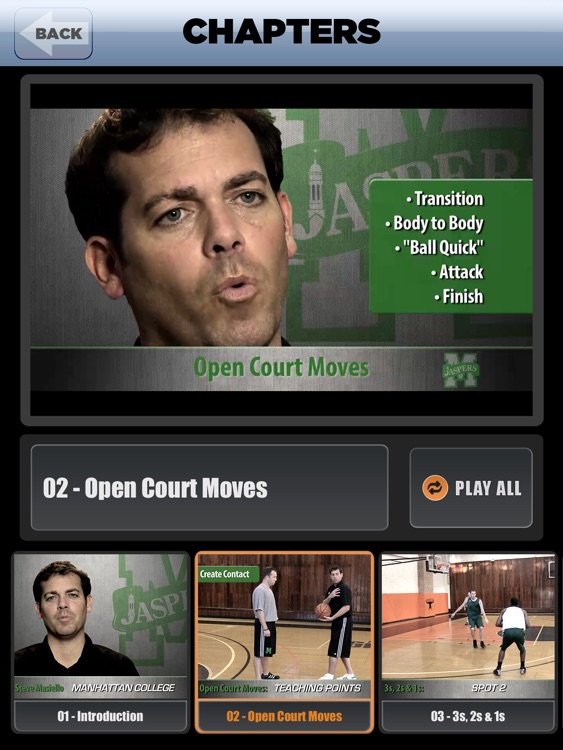 Maximum Skill Development: 5 Drills To Change Your Game - With Coach Steve Masiello - Full Court Basketball Training Instruction - XL