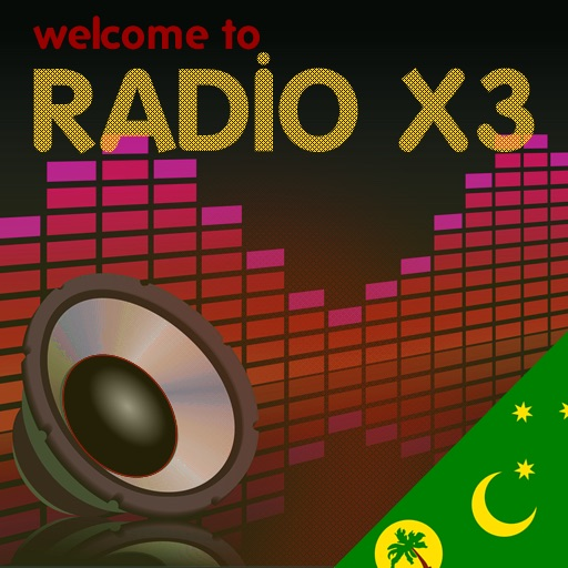 X3 Cocos Islands Radio