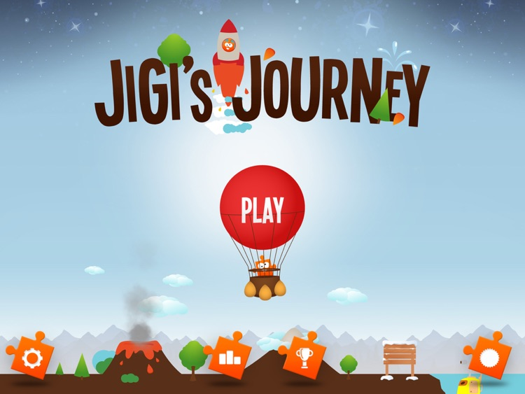 JiGi's Jigsaw Animals