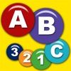 Preschool Connect the Dots Game to Learn Numbers and the Alphabet with 200+ Puzzles - iPhoneアプリ