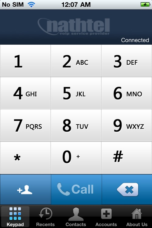 NathTel VOIP screenshot-2