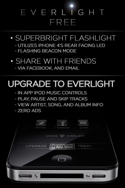 Flashlight - Everlight Free screenshot-3