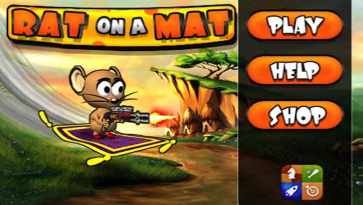 Rat On a Mat ( Fun shooting Games )