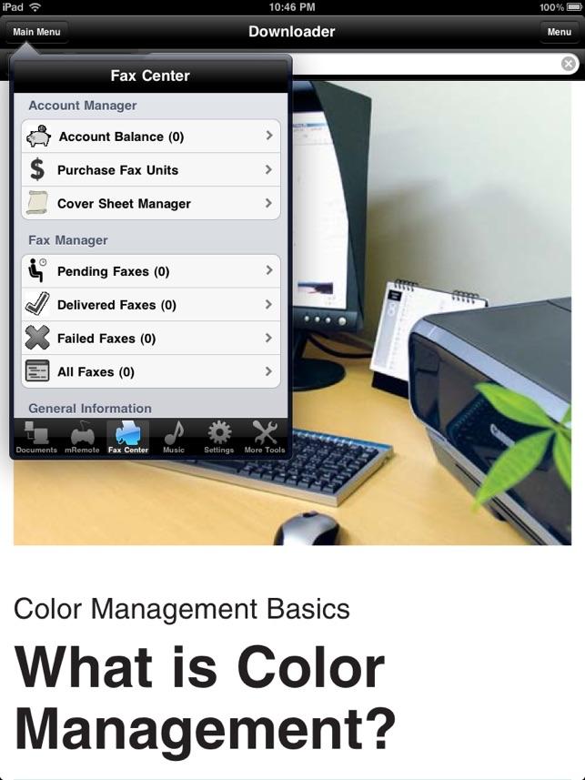 how to create document folders on ipad pro