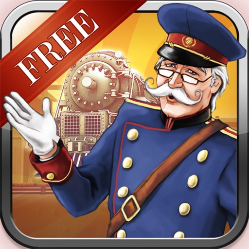 Railroad Story Free icon