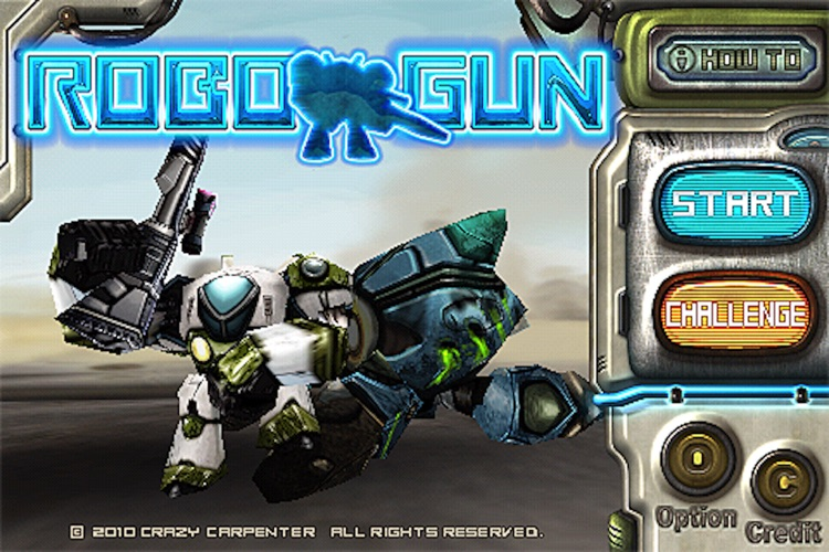 RobotNGun screenshot-0