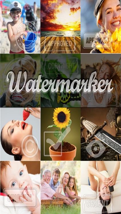 Easy Watermark Photo Editor screenshot-4